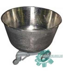 Діжа до тістоміса ТММ-140 (нержавіюча сталь)