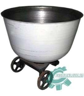 Діжа до тістоміса ТММ-140 (вуглецева сталь)