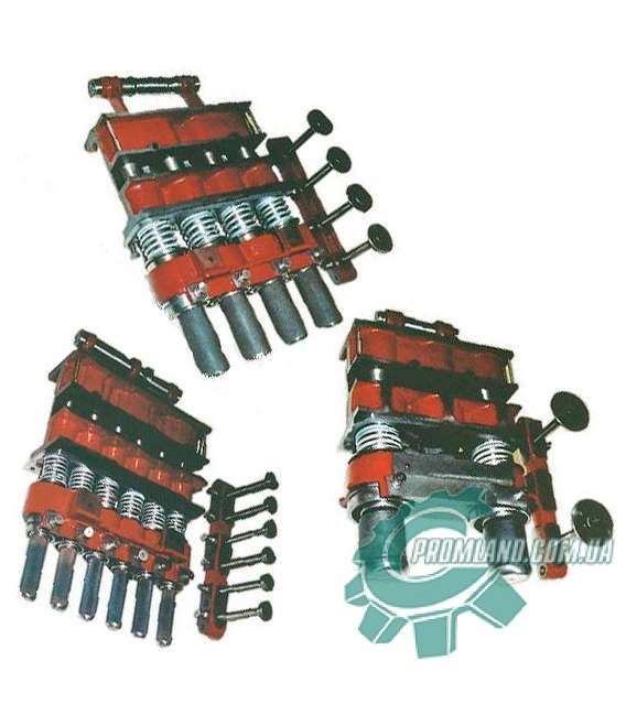 Змінні вузли на машину Б4-58