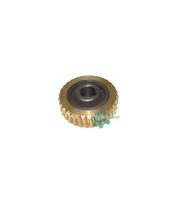 Червячное колесо ТММ 04.00 z-30 (бронза)