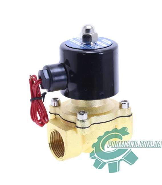 Пневматичний електроклапан для води, газу, масла CNYUXI